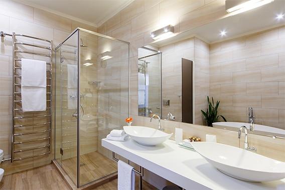 Salle de bain, Renovation Plombier Saint-Hyacinthe