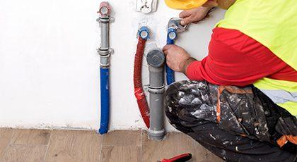 techniciens experts en plomberie